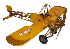 Antique aeroplane toy