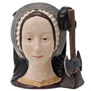 Anne Boleyn Toby Jug