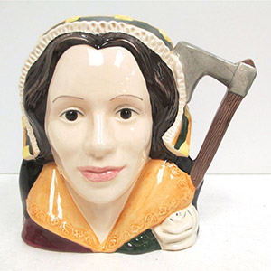 Catherine Howard Toby Jug