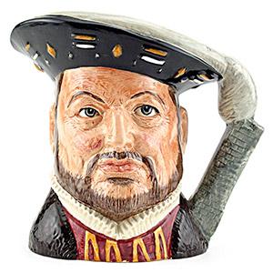 Henry VIII Toby Jug
