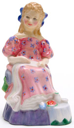 curly-locks-royal-doulton