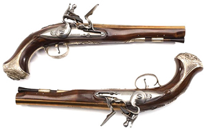 george-washingtons-saddle-pistols