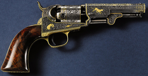 gold-inlaid-colt-model-pocket-revolver