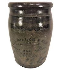 HJ-Miller-and-Son-Antique-Crock
