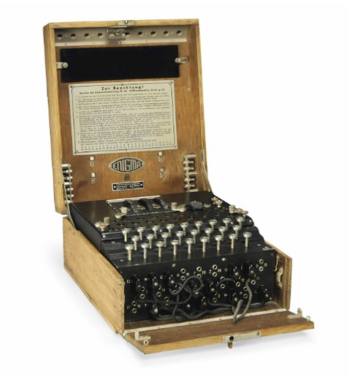 german-enigma-machine