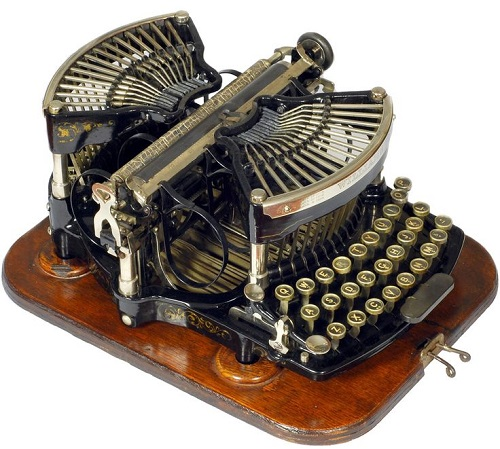 williams-no-1-typewriter