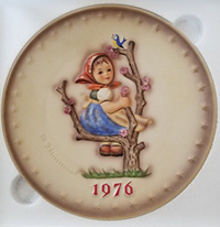 beställa online köp på nätet breda sorter How Much are Hummel Plates Worth? - Antiques Prices
