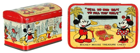 1930s-mickey-and-minnie-mouse-digging-treasure-chest