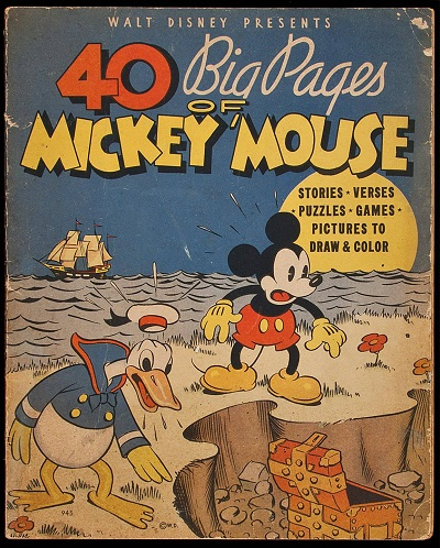 40-big-pages-of-mickey-mouse
