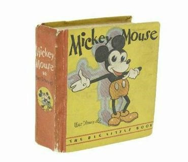 Mickey-mouse-big-little-book