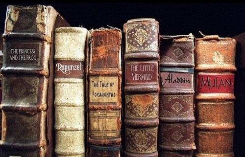vintage-disney-books-collection