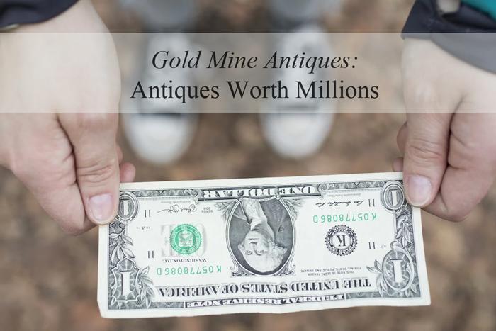 Antiques Worth Millions Prices