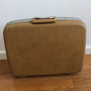 Vintage-Retro-Brown-Samsonite-Suitcase