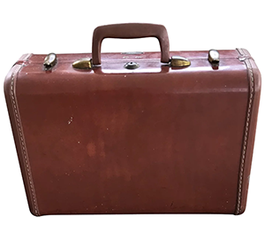 Vintage-Samsonite-overnight-case