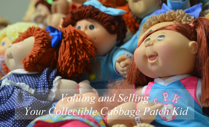 Valuing And Selling Your Collectible Cabbage Patch Kid Antiques Prices